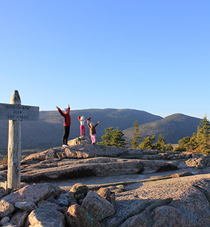 Share Acadia with someone you love!  Give Now »