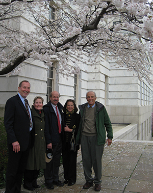 30b_Advocacy_DC in the spring