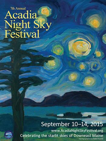AcadiaNightSkyFest_2015poster