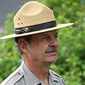 Acadia National Park Superintendent Sheridan Steele