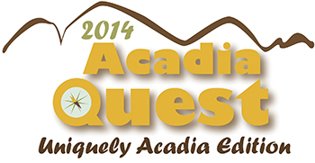 2014 Acadia Quest - Uniquely Acadia Edition