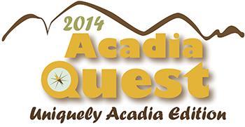 2014 Acadia Quest - Uniquely Acadia Edition